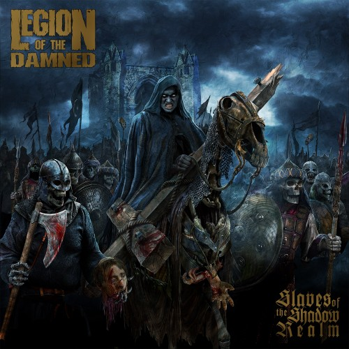 Legion of the Damned - Slaves of the Shadow Realm [Limited Edition] (2019/FLAC)