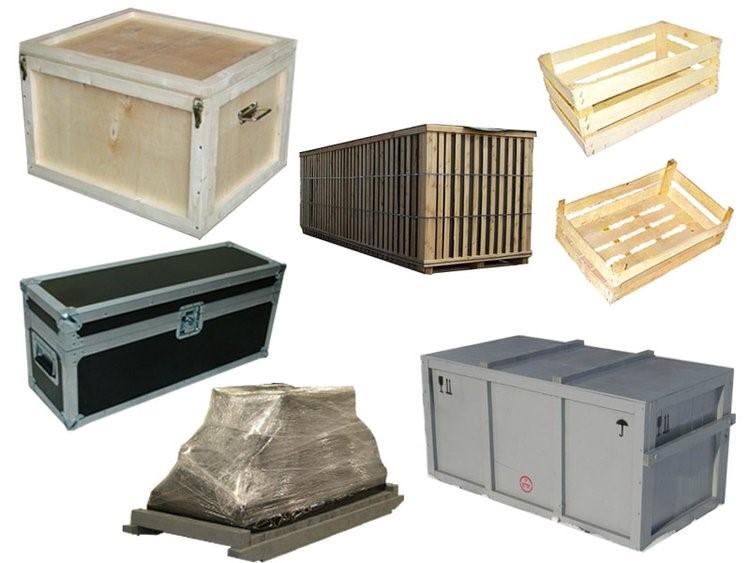 Особенности упаковки грузов при международных перевозках