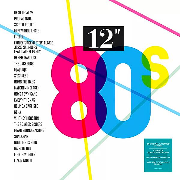 VA - 12 Inch 80s Vinyl (2019)