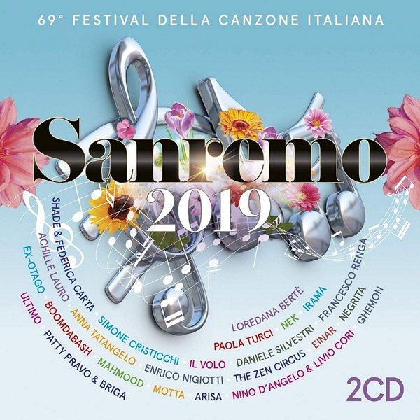VA - Sanremo 2019 [2CD] (2019/FLAC)
