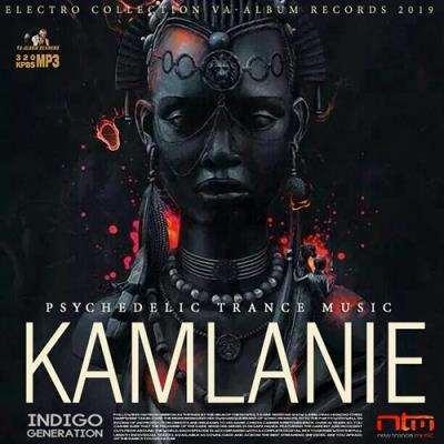 VA - Kamlanie: Psychedelic Trance (2019)