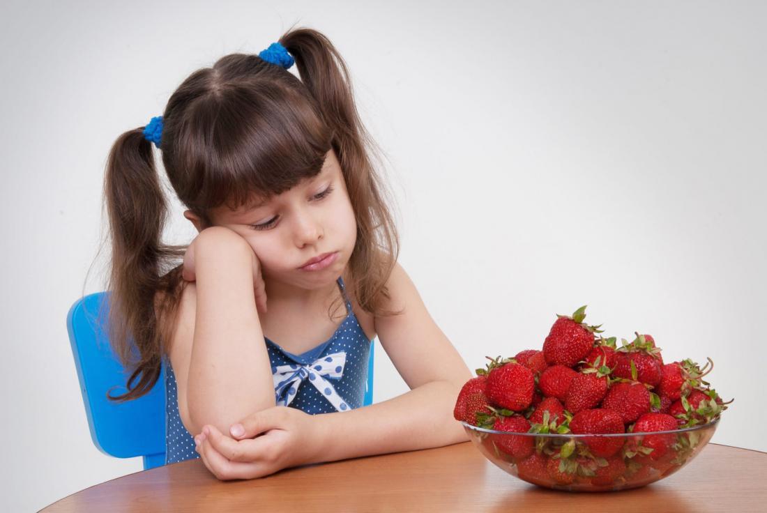 Пищевая аллергия - когда ооочень хочется!