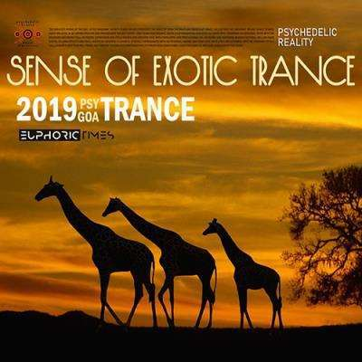 VA - Sense Of Exotic Trance (2019)