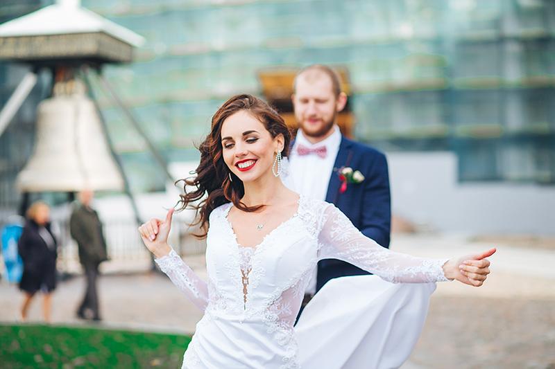 Услуги свадебного фотографа в Санкт-Петербурге