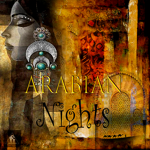 VA - Arabian Nights [Cafe De Anatolia] (2019)