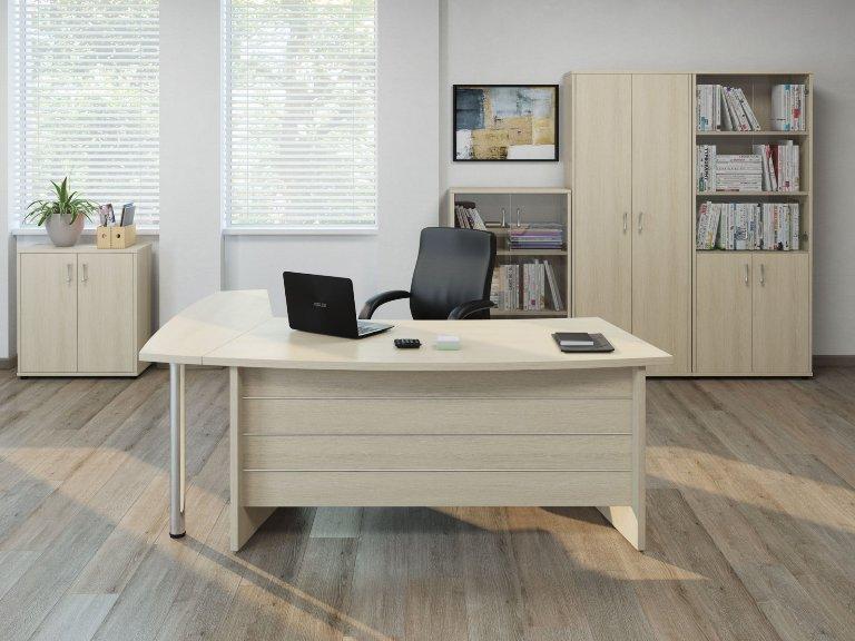 Мебель для руководителя эконом класса – недорого и со вкусом