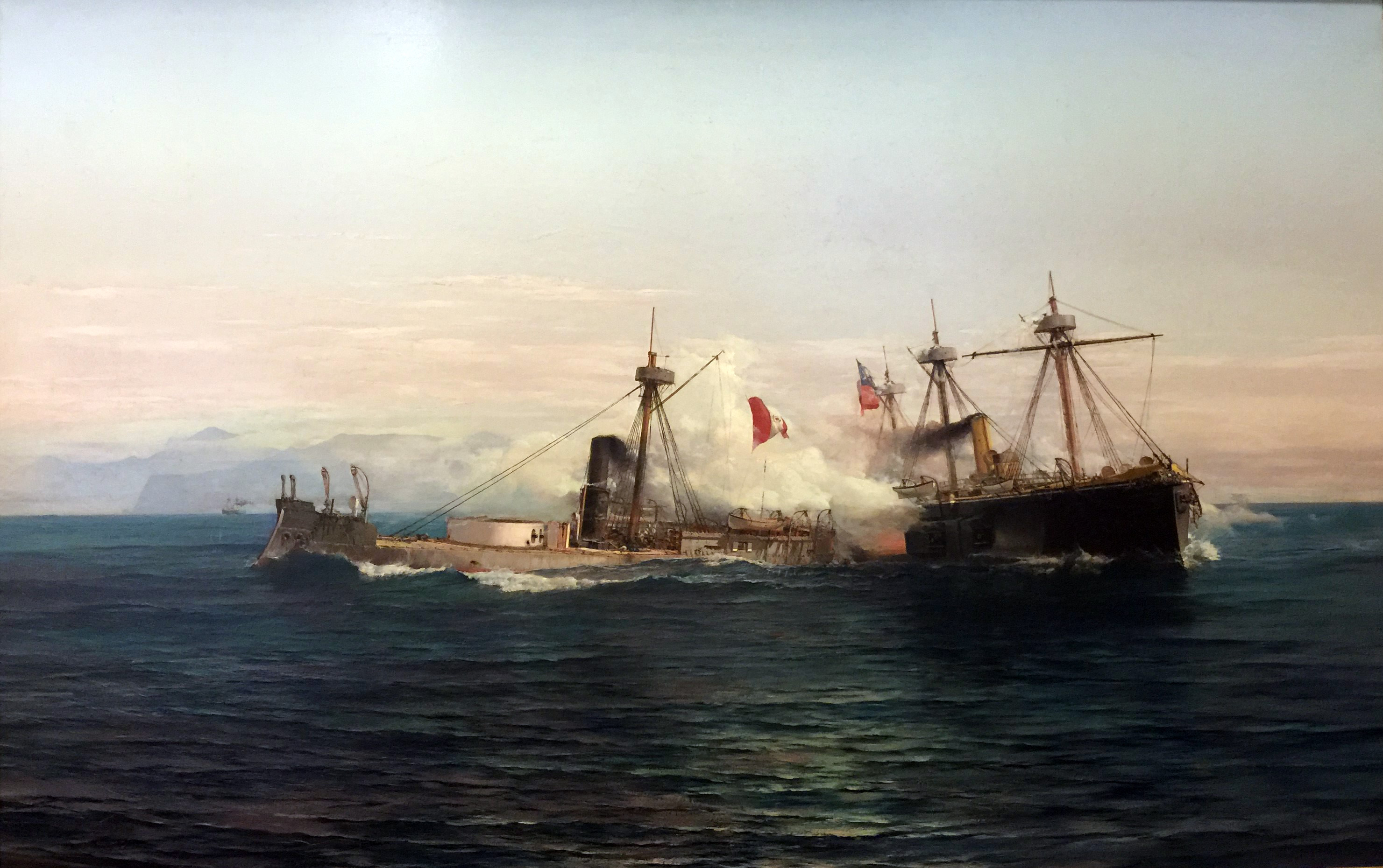 Combate Naval de Angamos - Thomas Somerscales.jpg