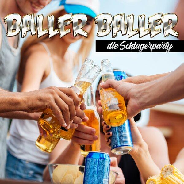 VA - Baller Baller: Die Schlagerparty (2019/FLAC)