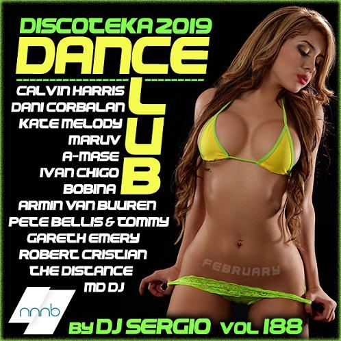 VA - Дискотека (2019) Dance Club Vol. 188 от NNNB