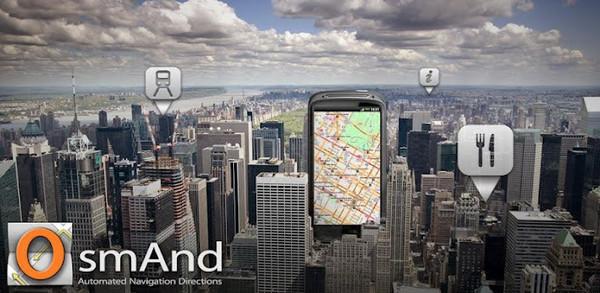 OsmAnd+ Maps & Navigation 3.3.2 (OsmAnd Live) + Contour lines [Android]