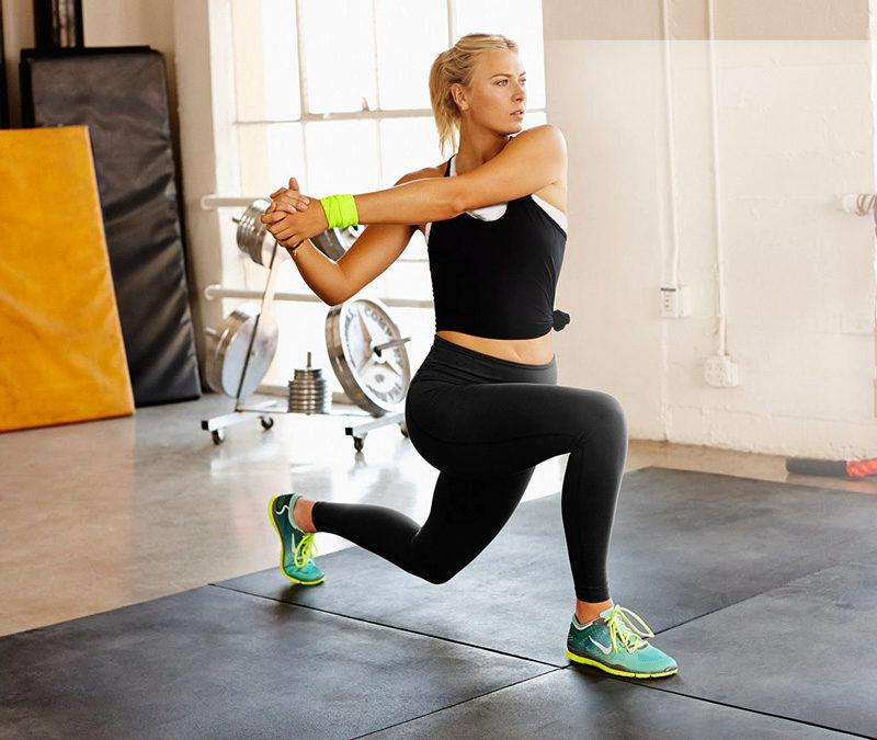 кроссовки для спортзала женские