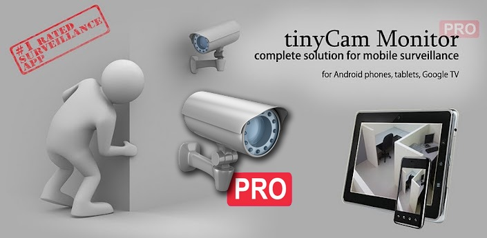 tinyCam Monitor PRO 10.2.7 (Android)