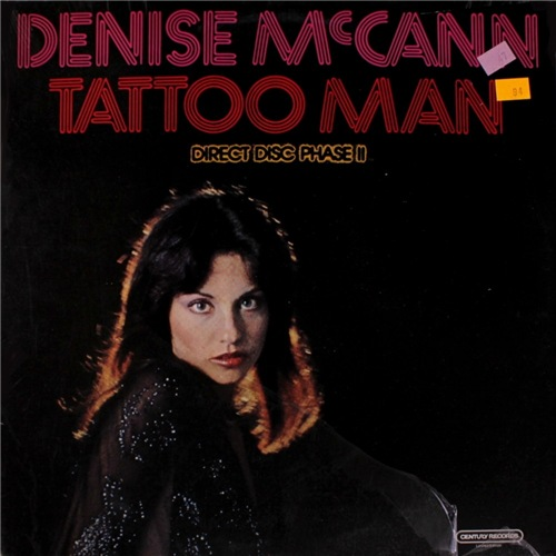 Denise McCann - Single & Album (1978, 1979)