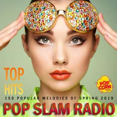VA - Pop Slam Radio: Spring Edition (2019)