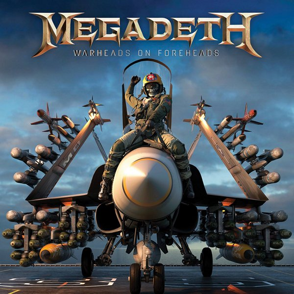 Megadeth - Warheads On Foreheads [3CD] (2019/FLAC)