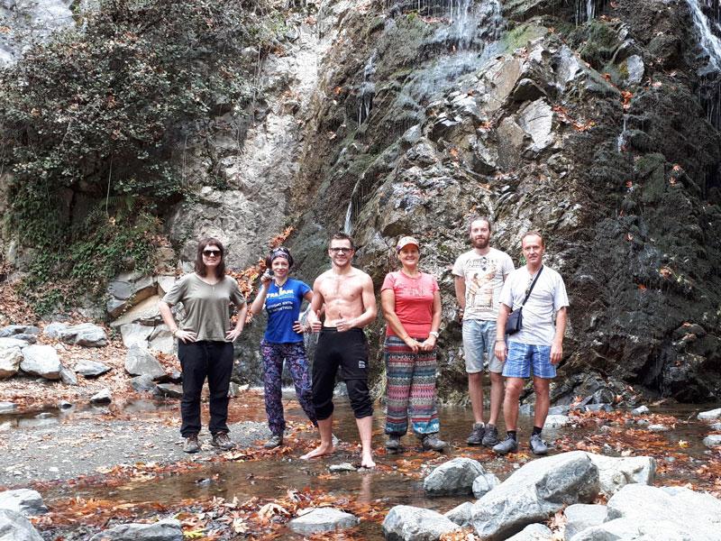 Пешие походы по Кипру