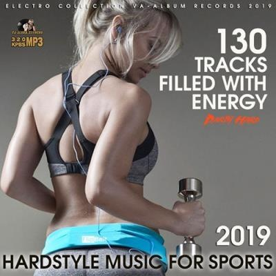 VA - Hardstyle Music For Sports (2019)