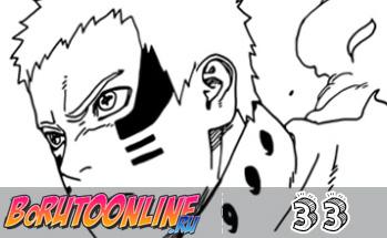Манга Боруто / Manga Boruto 33 глава