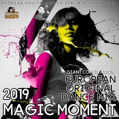 VA - Magic Moment: Original European Dance Mix (2019)