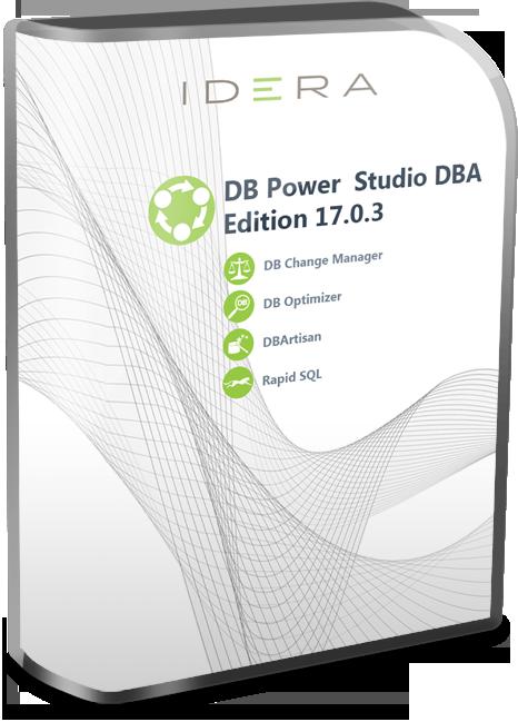 IDERA DB PowerStudio DBA Edition 17.0.3 x86/x64