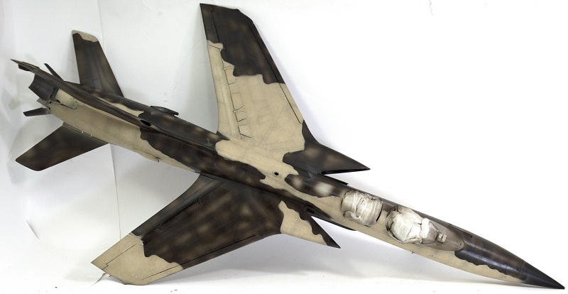 Republic F-105G Wild Weasel. Trumpeter 02202. - Страница 2 1d90ec1f0330b5bd9f3eebeaf7983c90