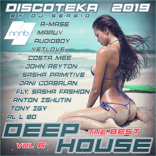VA - Дискотека 2019 Deep House - The Best Vol. 6 (2019) NNNB