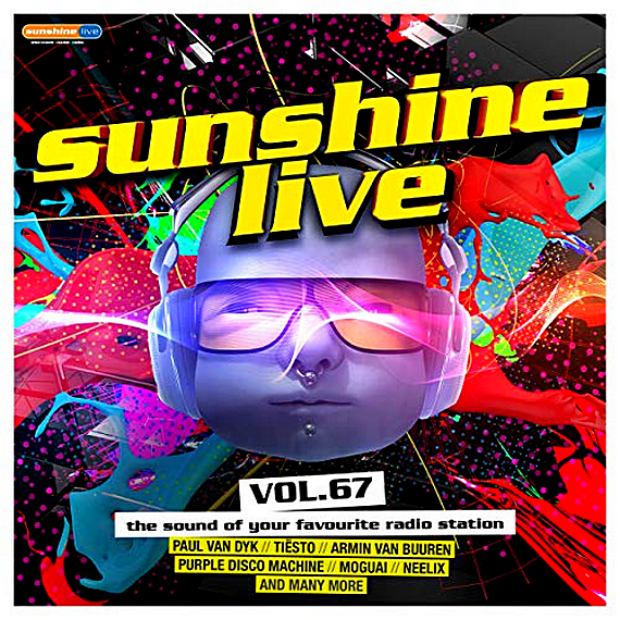 VA - Sunshine Live Vol.67 [Mixed by Chico Chiquita] (2019)