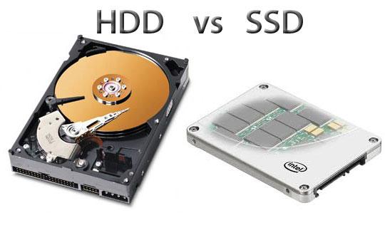 Что лучше: HDD или SDD и почему