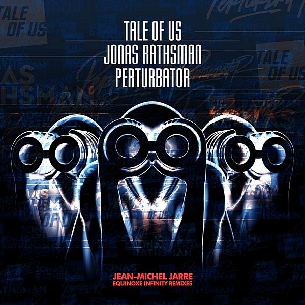 Jean Michel Jarre - Equinoxe Infinity Remixes [EP] (2019)