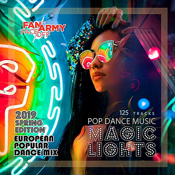 VA - Magic Lights: European Pop Dance Mix (2019)