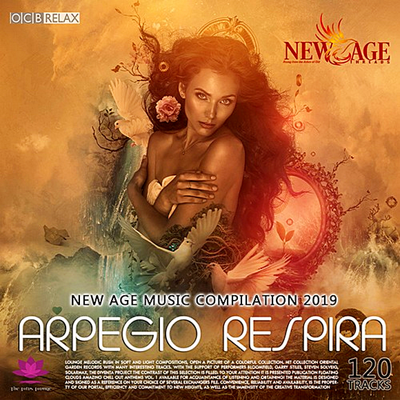 VA - Arpegio Respira: New Age Music Compilation (2019)