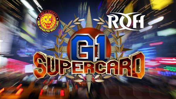 ROH/NJPW G1 Supercard