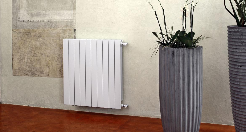 Чем выгодны алюминиевые радиаторы отопления