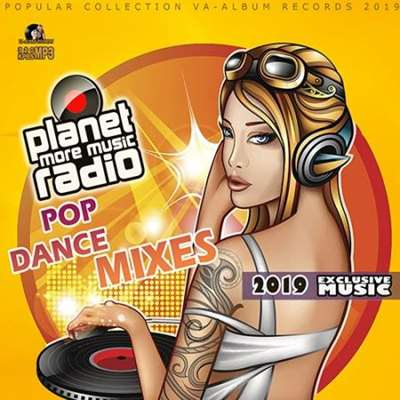 VA - Planet Dance Radio: More Music (2019)