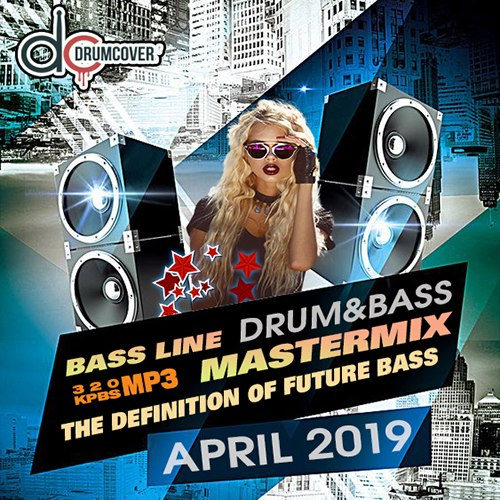 VA - April Bassline Mastermix (2019)
