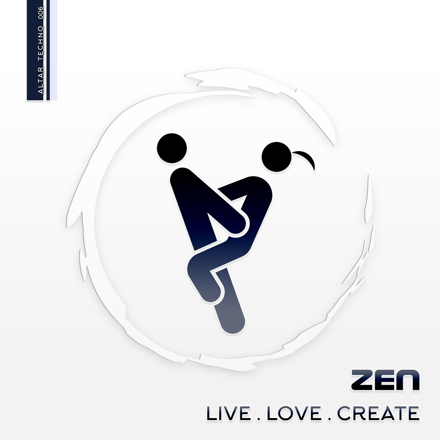 Zen - Live. Love. Create (2019/FLAC) Altar Techno