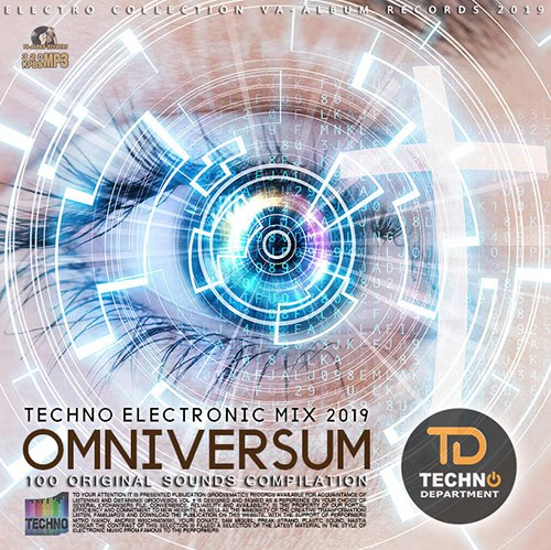 VA - Omniversum: Techno Electronics Mix (2019)