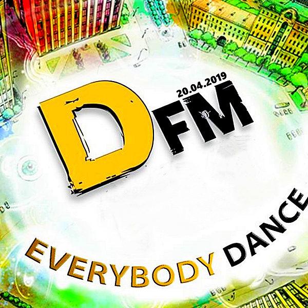 VA - Radio DFM: Top D-Chart [20.04] (2019)
