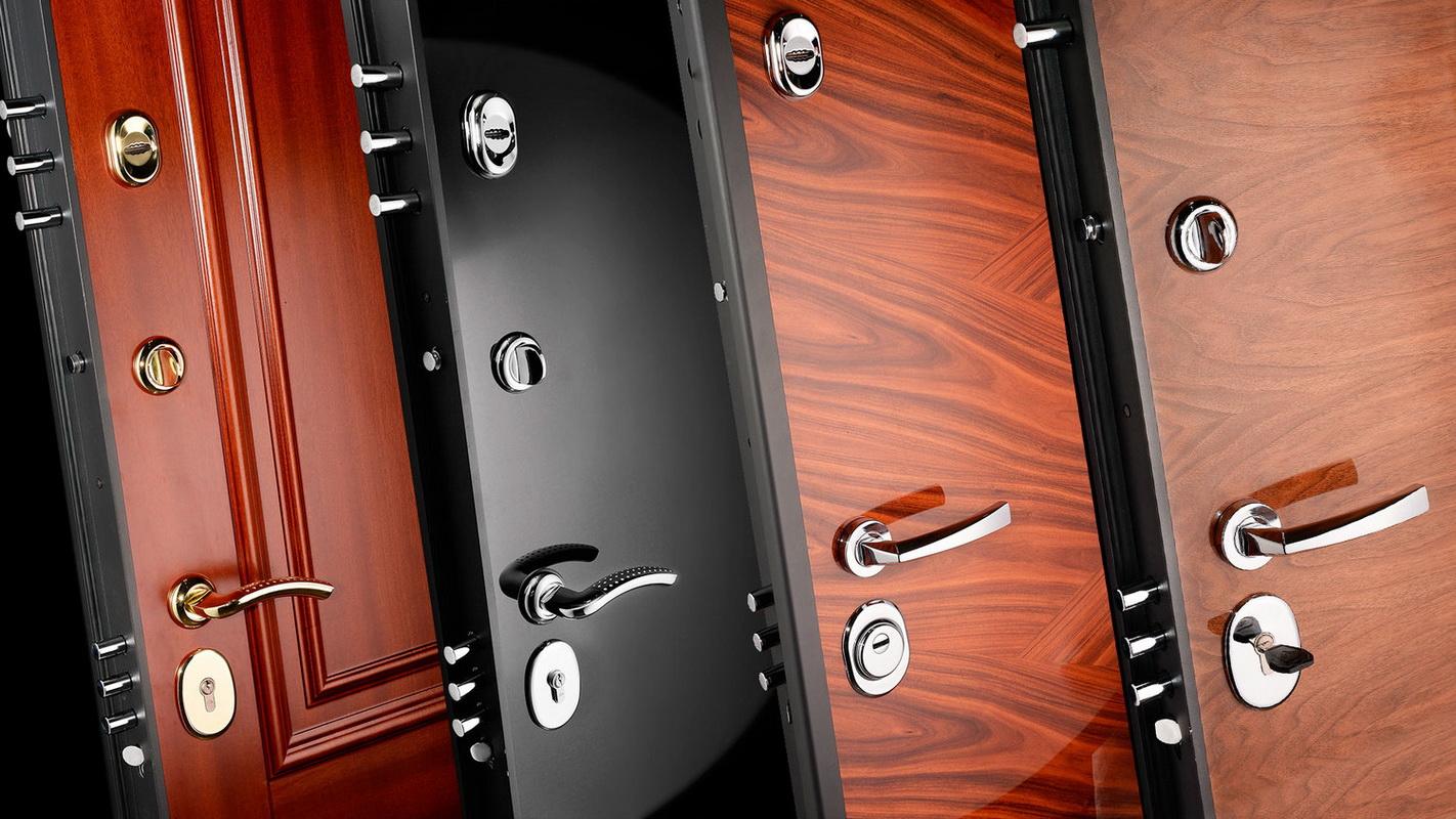 Многообразие дверных замков для стальных дверей
