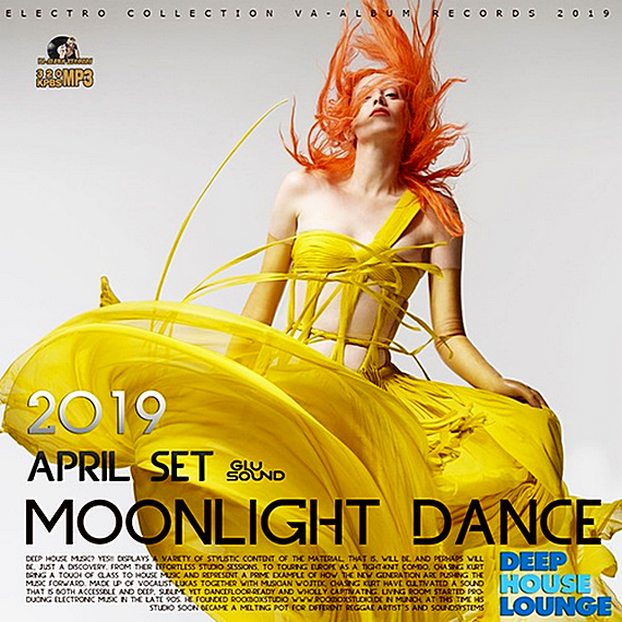 VA - Moonlight Dance: April Deep House Set (2019)