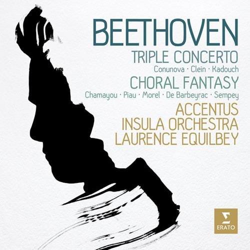 Beethoven - Choral Fantasy & Triple Concerto (2019)