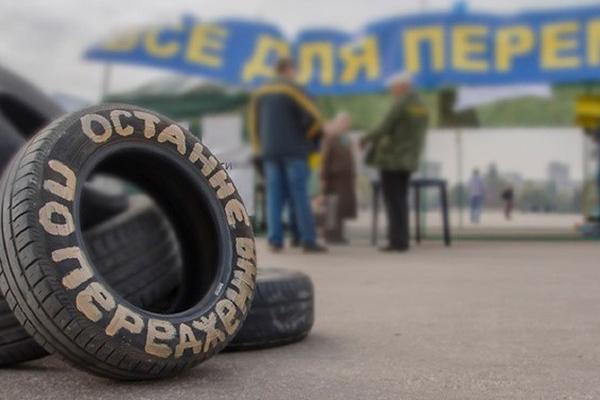 Палатка имени Жукова, или Новые харьковские скандалы