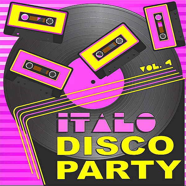 VA - Italo Disco Party Vol.4 [20 Original Versions] (2019)