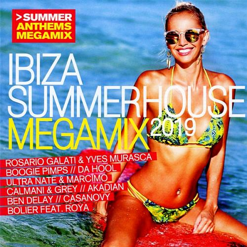 Ibiza Summerhouse Megamix (2019)