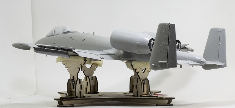 Fairchild Republic A-10 Thunderbolt II. Trumpeter 1/32. 0b4e70cd95d7a27461616f593b87d87d