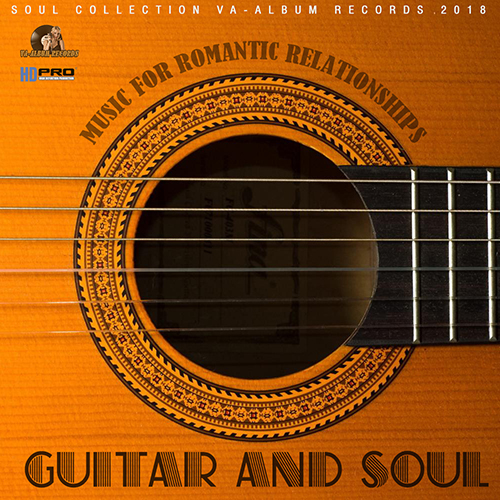 VA - Guitar And Soul (2019)
