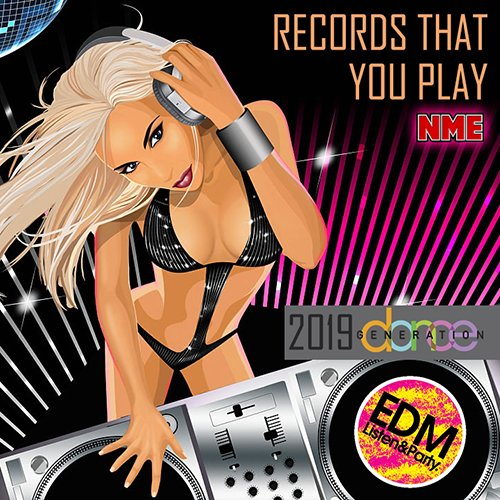 VA - Records That You Play (2019)