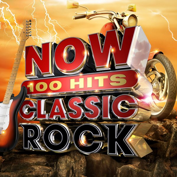 VA - NOW 100 Hits Classic Rock (2019/FLAC)