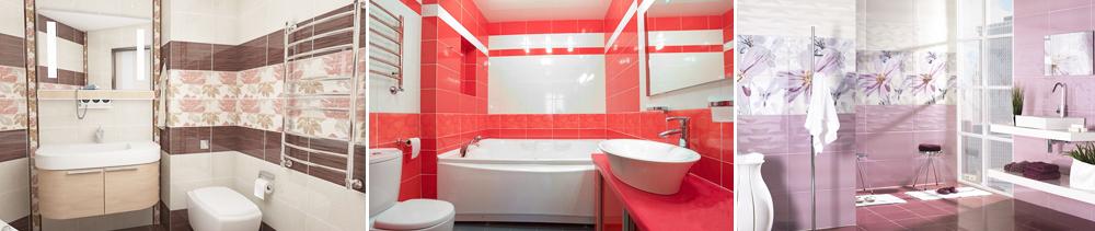 Фото керамической плитки в ванной комнате
