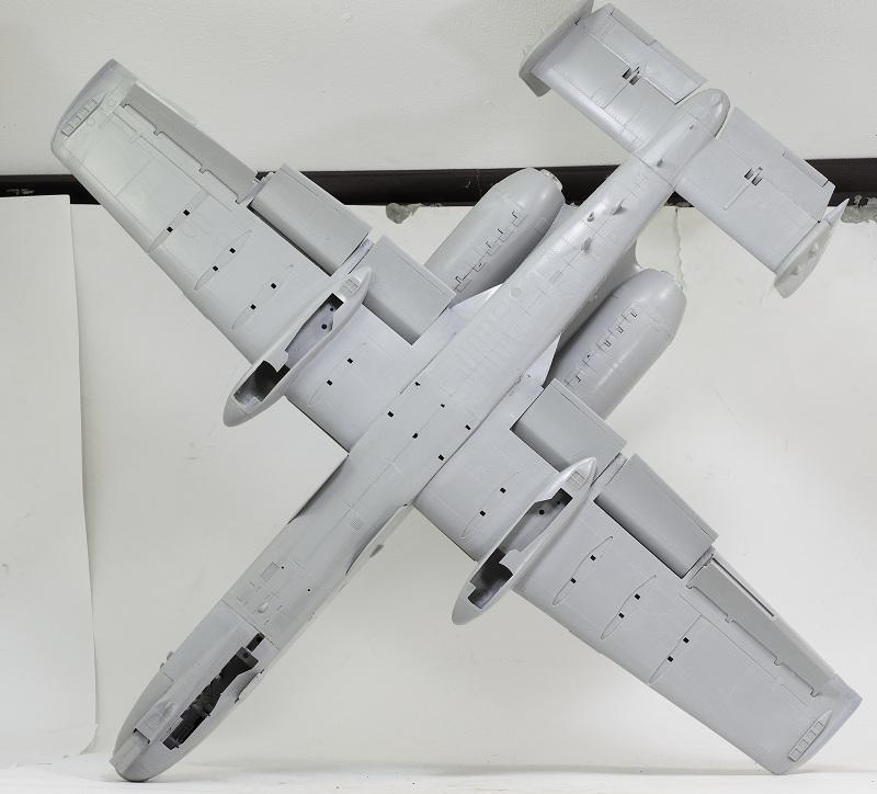 Fairchild Republic A-10 Thunderbolt II. Trumpeter 1/32. 49e1c3ffc85904a4328107ce89e98680